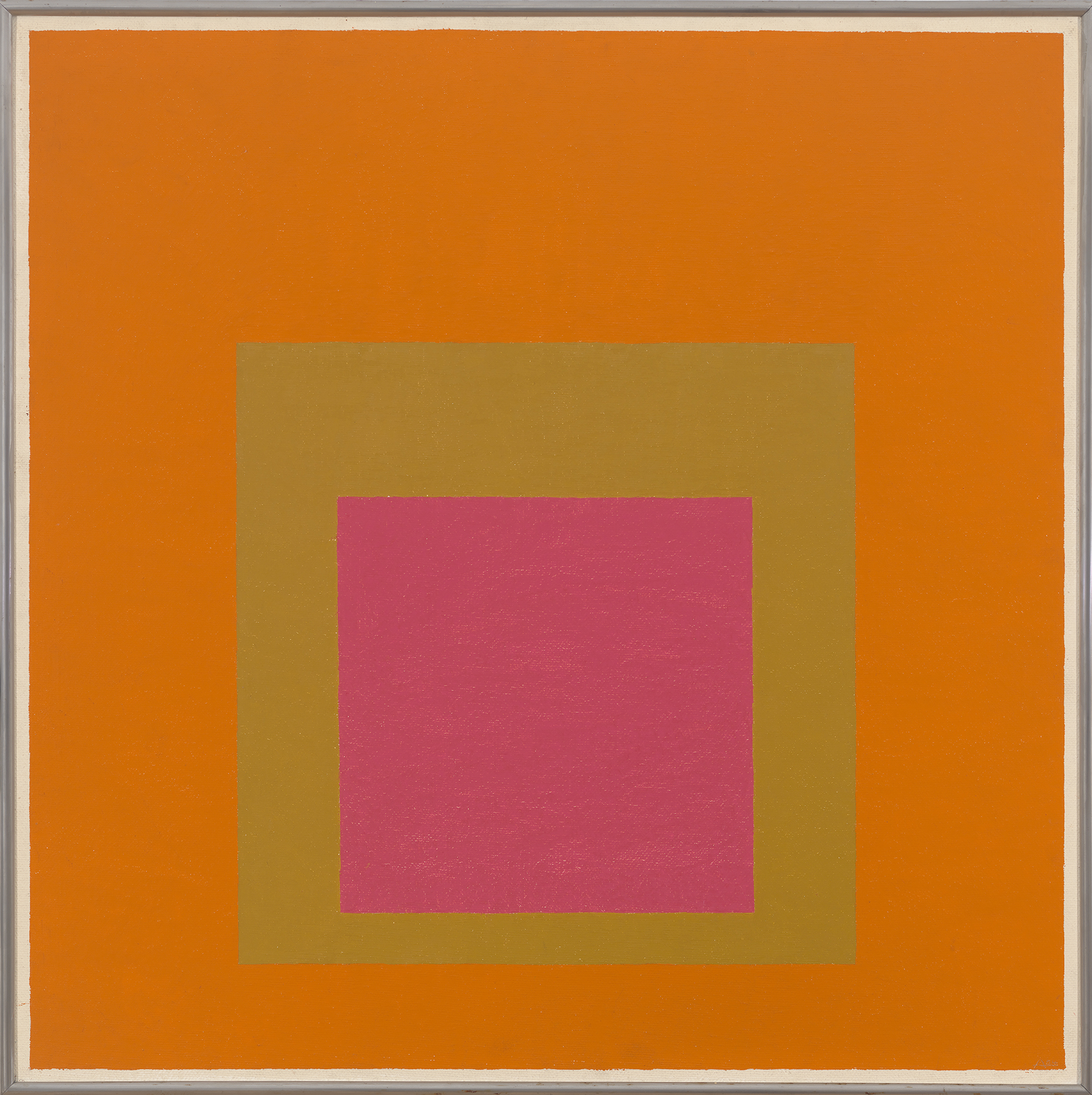 Josef Albers Young Prediction