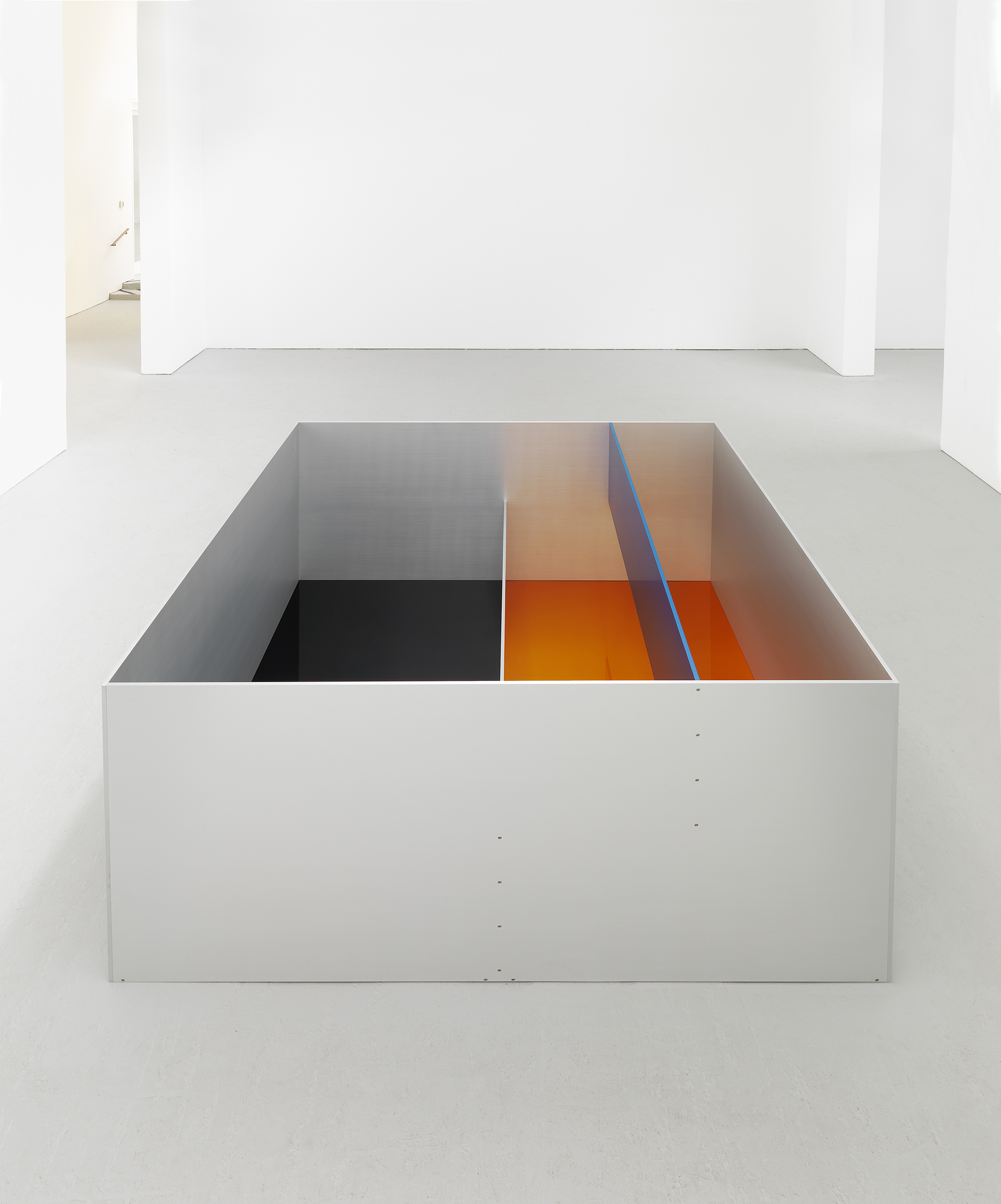 Donald Judd Orange Box